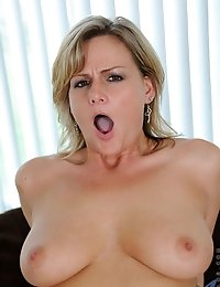 Anilos hottie has her tight pink pussy rammed on the bed and rides the guy like a cowgirl